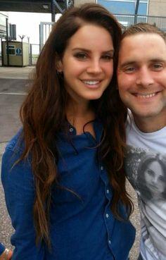 Lana Del Rey in Ireland #LDR