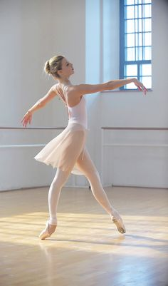 Keenan Kampa as Ruby performing her ballet solo (photo courtesy Riviera Films) - dancespirit