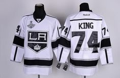 http://www.xjersey.com/kings-74-king-white-champions-jerseys.html KINGS 74 KING WHITE CHAMPIONS JERSEYS Only 43.52€ , Free Shipping!