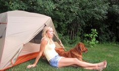 7 Solo Camping Tips for Women