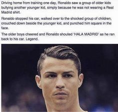Ronaldo setting an example.. #Followme #CooliPhone6Case on #Twitter #Facebook #Google #Instagram #LinkedIn #Blogger #Tumblr #Youtube