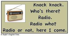 Knock Knock with Radio