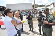 O regime impediu Liliana Tintori de ver o seu esposo, preso político, no dia do seu aniversário.