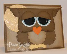 Owl card video