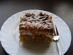 Jabłecznik - ciasto (bezglutenowe) | Kawa z mlekiem - blog kulinarny Moist Cakes, Tiramisu, Banana Bread, Pie, Ethnic Recipes, Blog, Torte, Cake, Fruit Cakes