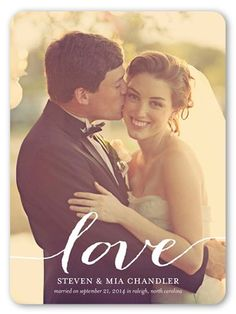 Wedding Cards: Save the Date Cards & Wedding Thank You Notes | Shutterfly