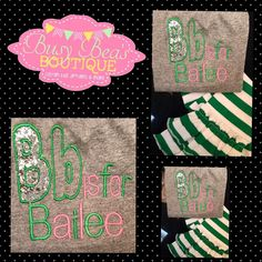 BusyBea'sBoutique ..... Busy Bea's Have A Verity Of Kids Clothing Such As Girls Dresses  Clothing For Boys  All Accessories Tops & Sweaters  Skirts And More . I Specialize In Monograming  SewIng Custom Apparel  Holiday Clothing And Any Kids Ages Upon Request... ... Please Visit Me At http://ift.tt/1Kj394U  Or Instagram @BUSYBEASBOUTIQUE #KidsClothing #KidsApparel #BusyBeasBoutique #Monogram #Infant #NewBorn #Baby #Bee #Clothing #Love #Apparel #SewIng #HairBows #Boutique #Outfits #Fun #Kids…