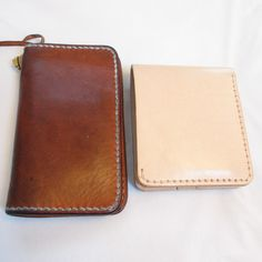 Wallet evo comparison, new blood on the right by All General Made