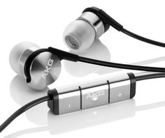 Cool Stuff We Like Here @  CoolPile.com ------- << Original Comment >> ------- AKG K3003 Earphones by Designit