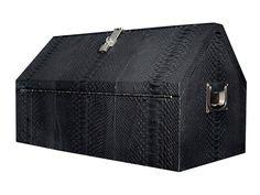 Waverly Toolbox Jewelry Case by Elisabeth Weinstock | Storage | AHAlife.com