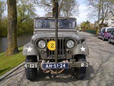 NEKAF M38 A1 Willys Jeep (bj 1960)