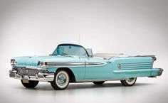 1958 Oldsmobile Super 88 Convertible - Car Pictures