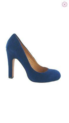 Sapato azul LaStrada