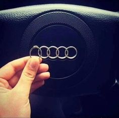 #Audi #Love #Married #The_Rings #Audi_Life #Luxury #Luxury_Automotive #Wedding_Rings #Real_Rings
