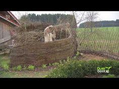 Stunning Kreative Rankhilfen f r den urbanen Garten YouTube