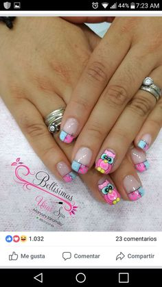 Funky Nail Art, Funky Nails, Nail Art Designs, Manicure, Hair Beauty, Makeup, Bridal Nails, Cute Nails, Simple Toe Nails