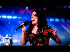 Wild Horses can't keep Kathleen Jenkins from singing | Week 3 Auditions | Britain's Got Talent 2016 - YouTube