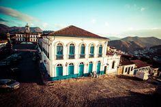 Fundada no final do século 17, a cidade mineira foi o principal centro do…