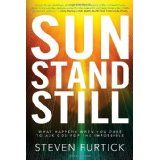 sun stand still by steven furtick. don't read this book if you have no intention of doing something God-sized in your life. or, actually, if that is you, you should read this book.