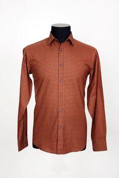 The Red Brick Shirt