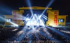 We have a pair of Weekend Camping Tickets for Leeds Festival to give away to one lucky reader. To win, all we ask is that you answer one simple question. Source: Win FREE Weekend Caming Tickets for Leeds Festival Reading And Leeds Festival, Muse Live, Electric Forest, Electric Daisy, Concert Stage, Wedding Humor, Eminem, Live Music, World Music