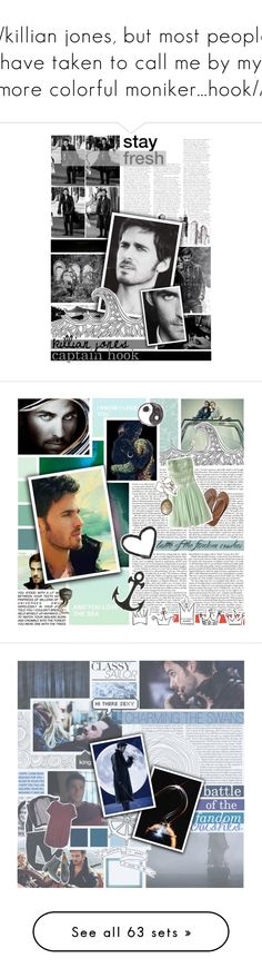 """""""//killian jones, but most people have taken to call me by my more colorful moniker...hook//"""" by lunaofthemiste ❤ liked on Polyvore featuring art, botfcrushess1, fillers, backgrounds, pictures, accessories, map, phrase, quotes and saying"""