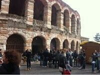 Verona - Visita Guidata #baccoreunionverona Primavera 2015 Arena di Verona