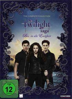 Die Twilight Saga - The Complete Collection: Biss in alle Ewigkeit