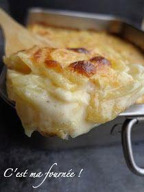 Le véritable gratin dauphinois ne contient pas de fromage, comme son nom ne l'indique pas...    Facile à réaliser, il p...