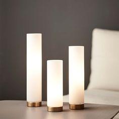 Mini Tube Trio Bordslampa LED, Koppar 1299 kr. - RoyalDesign.se