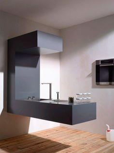 ♂ Modern minimalist design unique sink
