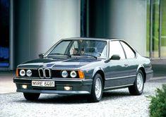 s h a r k n o s e - Die Evolution der BMW Baureihe Bmw E24, Bmw Classic Cars, Classic Cars Online, Classic Auto, Bmw 635 Csi, Bmw Dealership, Bmw 6 Series, Bmw Alpina, Bmw Cars