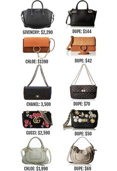 25706fb81399 The Ultimate Designer Bag Dupes Guide