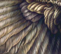 feathers-and-plumage:  Tutorial ImagineFX magazine #7  How to paint plumage and feathers