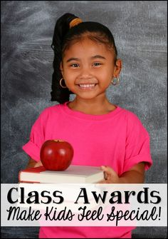 Classroom Awards Make Kids Feel Special! Read this post to download free classroom award certificates and to learn how to manage classroom awards program.