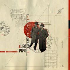 Kacper Kiec - Illustration for Leo & Pipo