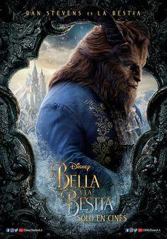 LIMA VAGA: FOTOS: Mira los posters de 'La Bella y la Bestia'