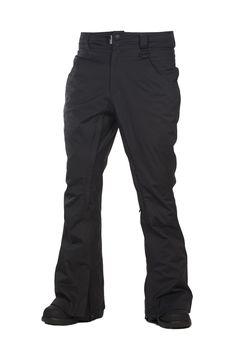 Westbeach The Cut Pant | Black | Mens Snowboarding Pants