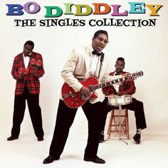 Bo Diddley - The Singles Collection - 40 Original Recordings (Not Now Mu...
