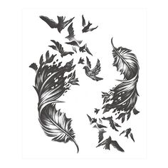 Bird music note tattoo tattoos pinterest music notes for Non ducor duco tattoos designs