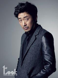 Ha Jung-woo // 1st Look