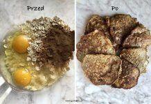Naleśniki owsiane – 4 składniki Baked Potato, Potatoes, Baking, Ethnic Recipes, Food, Bread Making, Meal, Patisserie, Potato