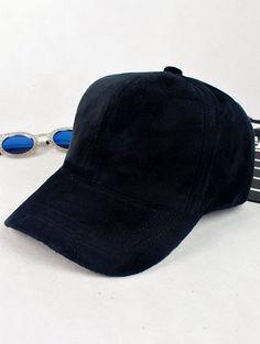 Lovers Adjustable Velvet Baseball Hat #CLICK! #clothing, #shoes, #jewelry, #women, #men