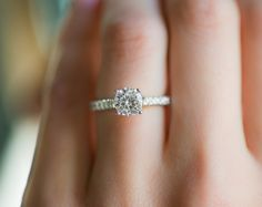 [ad] Add some sparkle with your perfect engagement ring! Click to view more.