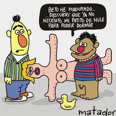 ¡Ta! ¡ra! ¡ta! ¡taaaaa! aquí la caricatura va.  Un abrazo matador Peanuts Comics, Family Guy, Humor, Guys, Cartoons, Fictional Characters, Hilarious, Funny, Hug