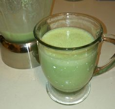 Kefir and Kale Smoothie and more kefir recipes and uses.