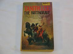 Vintage Sci-Fi Paperback The Birthgrave by by TreasureTroveBooks
