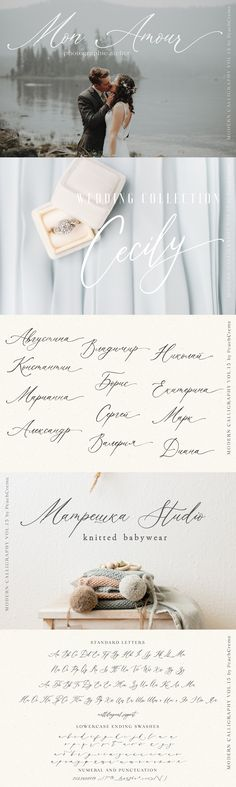 Agonia Lyubvi // Modern Calligraphy by PeachCreme on Calligraphy Fonts, Modern Calligraphy, Wedding Fonts, Wedding Invitations, Feminine Fonts, Invitation Fonts, Milk Splash, Indesign Magazine Templates, Modern Fonts