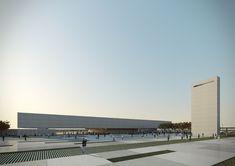 Resultados do Concurso Centro Cultural de Eventos e Exposições – Cabo Frio, Nova Fribugo e Paraty,Estúdio 41 Arquitetura - Cabo Frio. Image Cortesia de IAB