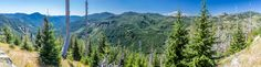 Mount St Helens - Panorama NF 99